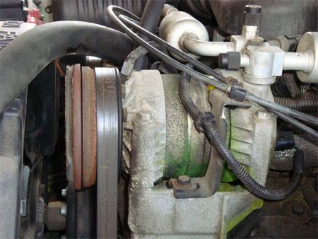 Ремонт компрессора кондиционера автомобиля 26