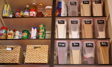 Control Clutter In The Home