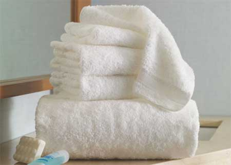 keep towels soft and fluffy