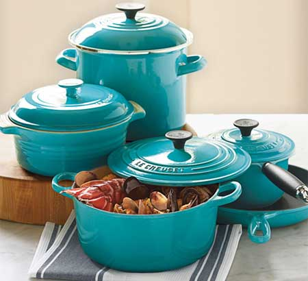 HOME DZINE Shopping | Cook with colour and style