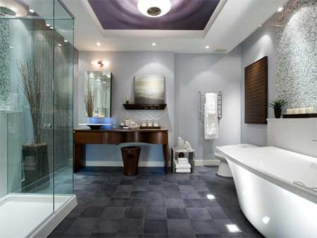 Amazing bathroom makeovers