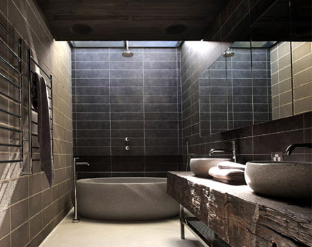 HOME DZINE Bathrooms Bathroom Trends For 2012