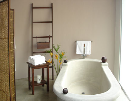 Home Dzine Bathrooms How To Make A Wooden Towel Rail
