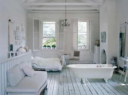 There S Something Truly Beautiful About A Whitewashed Wooden Floor Especially An Older That Cannot Be Red Or Sanded Any More