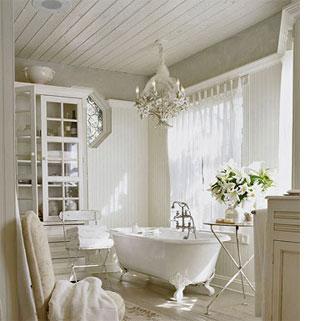 Home Dzine Bathrooms How To Whitewash Wooden Floors