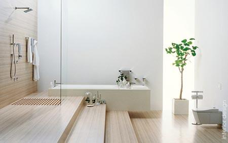 Decor Zen Serene Calm Peaceful Bathroom