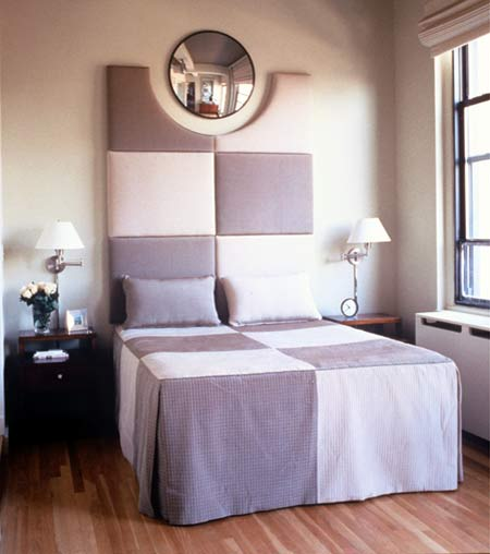 Home dzine bedrooms dramatic bedroom makeover for Bedroom makeover