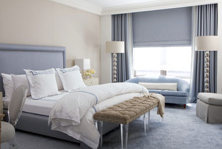 Above If You Decide The Decorate Your Bedroom In Shades Of Blue Possibilities Are Endless There So Many Diffe And