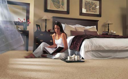 Home dzine bedrooms luxurious bedrooms - How to choose carpet for bedrooms ...