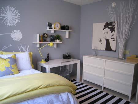 HOME DZINE Bedrooms Real Life Bedroom Makeovers