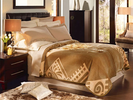 Home Dzine Bedrooms Warm Up The Bedroom With Blankets