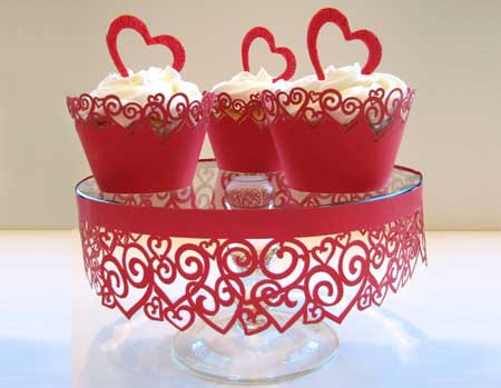 Home Dzine Craft Ideas Upcycled Cake Stand