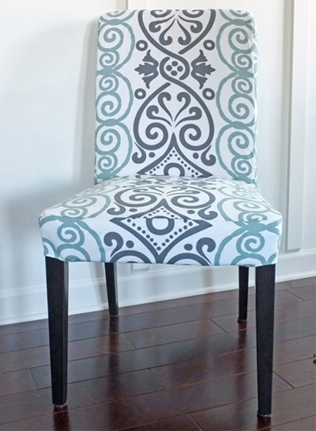 Upholster A Dining Chair