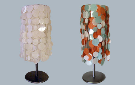 Great Make Diy Capiz Lamp