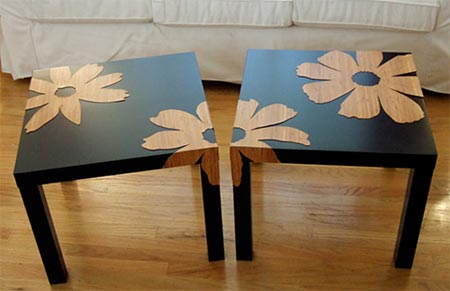 home dzine craft ideas | revamp a coffee or side table