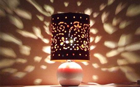 Home Dzine Craft Ideas Canned Light