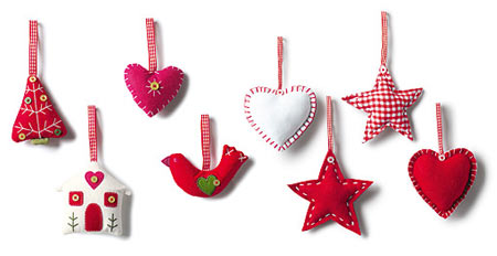 Home Dzine Craft Ideas Scented Christmas Ornaments