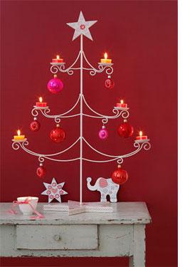 HOME DZINE Craft Ideas | Unique ideas for a Christmas tree