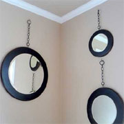 Knock-off mirrors