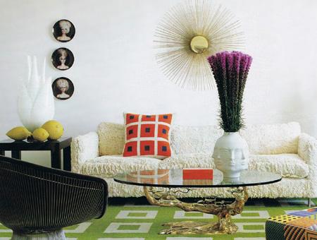 Home Dzine Home Decor Happy Chic Decorating With Jonathan Adler