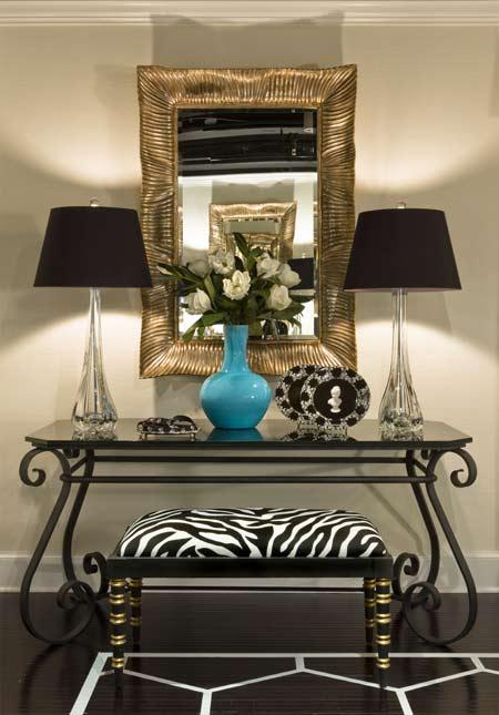 HOME DZINE Home Decor | Decorating with animal prints