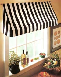 Valance Styles For Canopy Awnings