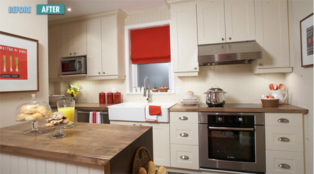 Home dzine home decor need ideas to decorate your home - Red kitchen decor accessories ...