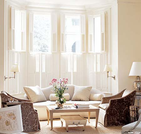 Bow Window Treatments - Buzzle Web Portal: Intelligent Life on the Web