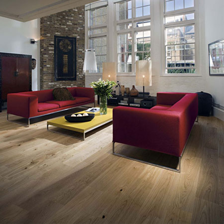 Taking Colour Cues From Brick And Stone Work, The Flooring Complements The  Style Of The Room. Part 82