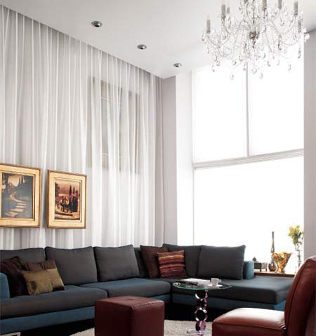 Curtains Hung Inside Window Frame Hang Curtain Rod Over Wind
