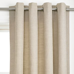 Home Dzine Home Decor Make Eyelet Curtains