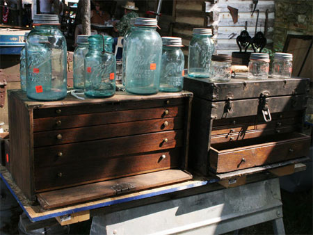 Restore and repair second hand bargains