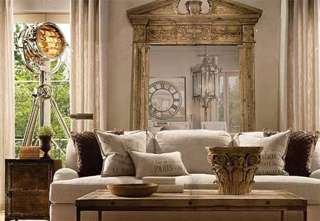 hollywood glamour home decor. the return of old hollywood. view in