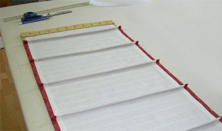 Home Dzine Home Decor How To Make A Roman Blind