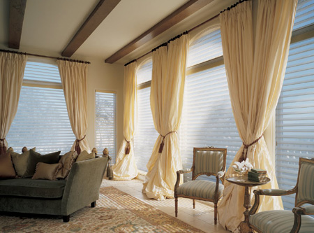 Window Treatments for Floor-to-Ceiling Windows in Your Charlotte Luxury Apartment