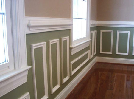 Kdpn Today Wood trim ideas for walls