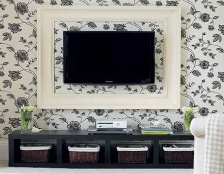 Home Dzine Home Decor Is The Tv A Focal Point In Your Home