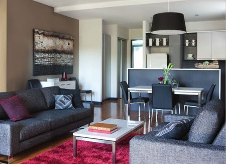 Home dzine home decor make a room appear larger for Home dezine