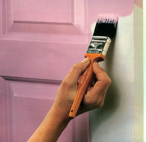 Painting Interior Doors