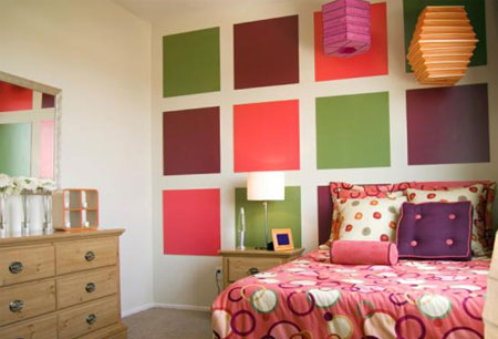 www home decor co za home dzine how to colour block for walls 13108