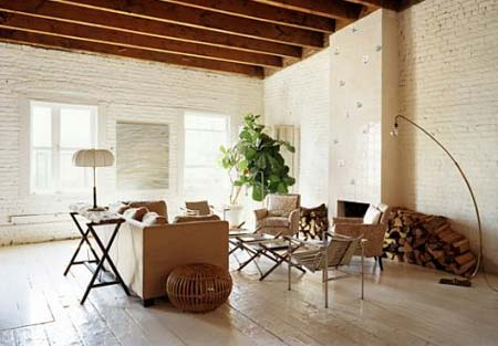 How To Paint Face Brick Walls