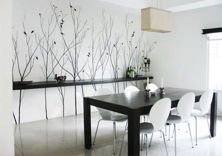 Home Dzine Decorating With Wall Murals