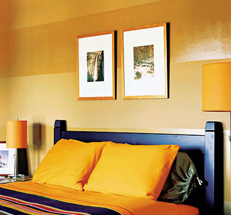 HOME DZINE | Easy ways to decorate a wall