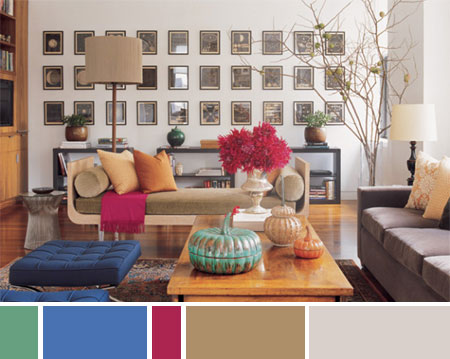 Home Decor Color Palettes home decor color palettes nihome contemporary home decor color palettes Think Back A Few Years To A Time When Red And Green Would Never Be Seen In The Same Room Together Now Look At Modern Colour Trends And See How The Entire