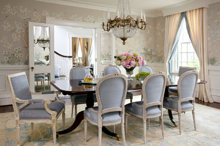 Home dzine home decor evolution of the dining room - Decoraciones de comedores ...