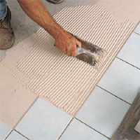 How To When Replacing Tile On A Mortar Bed Do I Need To