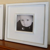 Easy picture frames