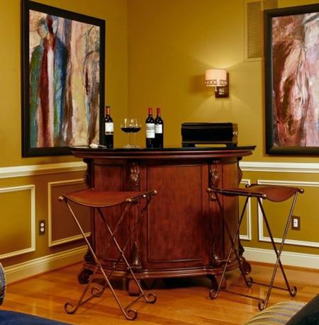 Home Dzine Home Diy Build An Indoor Bar