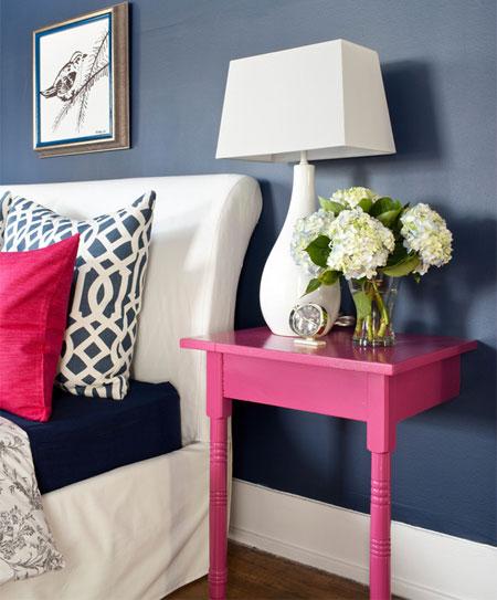 home dzine home diy | designer bedside tables Funky Bedside Tables