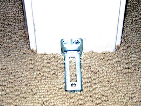 installing bifold doors on carpet 3